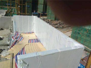 استخر شنا پوشش اکریلیک 90mm